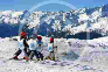 Top 5 European Ski Resorts for Freeride Skiing
